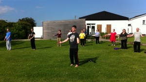 QiGong at Elysium Sanctuary: Instructors Course